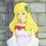 壁の花 -Illustration-